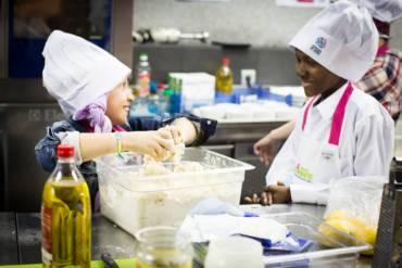 Mini-Chefs com Miguel Rocha Vieira