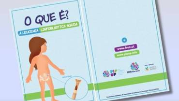Folhetos sobre Tipos de Cancro Infantil
