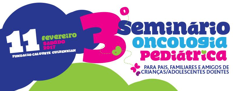 3º Seminário de Oncologia Pediátrica