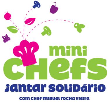 Minichefs – Jantar Solidário com Miguel Rocha Vieira