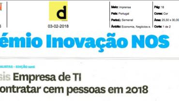 Noesis Empresa de TI vai contratar cem pessoas em 2018