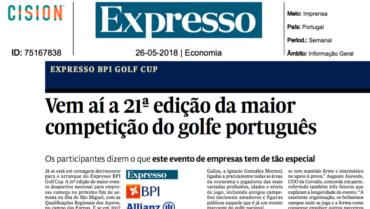 Expresso BPI Golf Cup