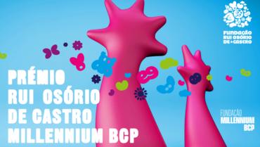3ª Edição Prémio Rui Osório de Castro / Millennium bcp | Vencedor e Menções Honrosas
