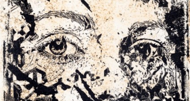 VHILS e Underdogsapoiama Fundação Rui de Castro