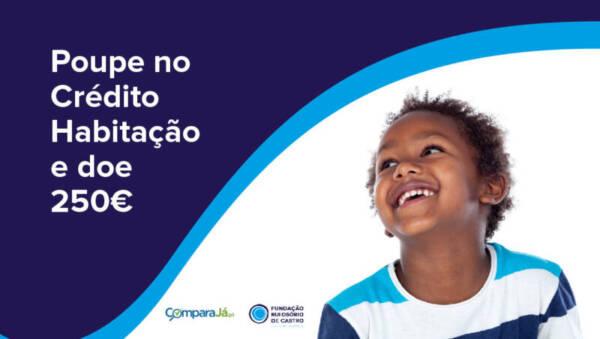 Fundação Rui Osório de Castro e ComparaJá.pt: unidos no apoio a crianças com cancro