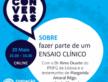 CONVERSAS SOBRE fazer parte de um Ensaio Clínico | 20-Mai-2021